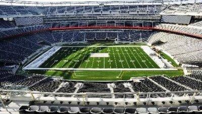 New Meadowlands Stadium Rendering