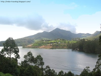 Matupetty Lake in Munnar