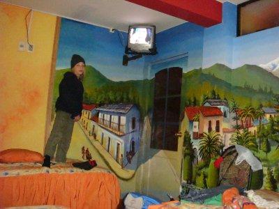Cruz de Los Andes Hostel