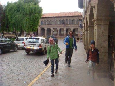 Plaza des Armes Cuzco