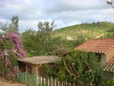 Samaipata scenery