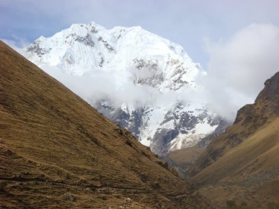 beautiful Salkantay