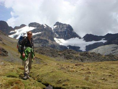 me and Cordillera