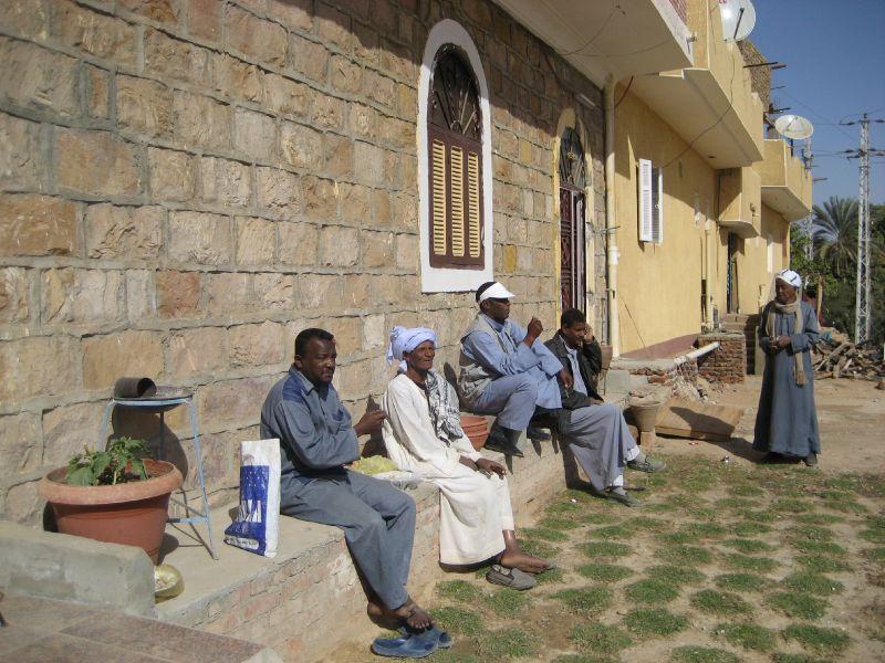 Bet el Kerem guesthouse Aswan westbank