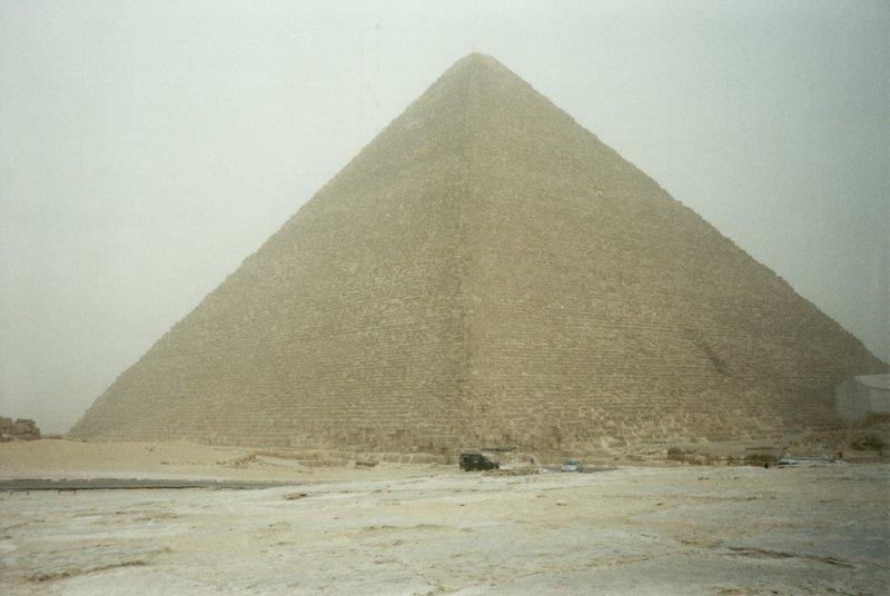 Giza püramiid