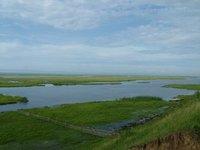 The Selenga River Delta