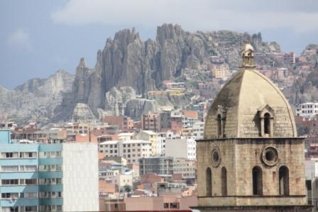 La Paz Vista