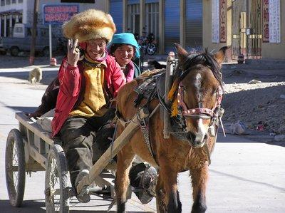 Life in Tingri