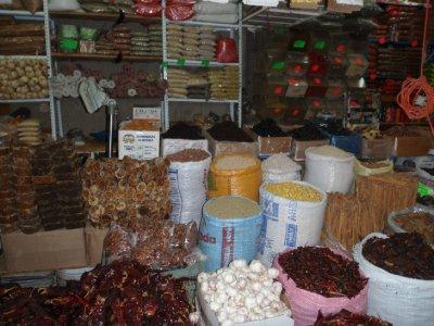 Mecardo spices and grains, by jessnsteve