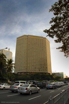 Shangrila Hotel in Makati
