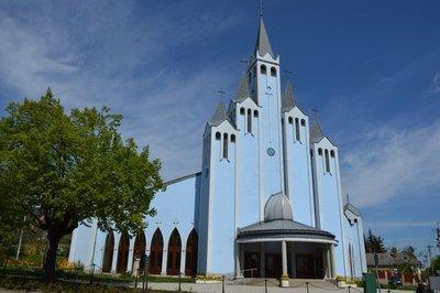 Holy Spirt Church - Hévíz