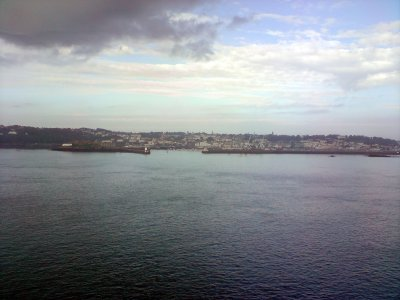 Guernsey Docked