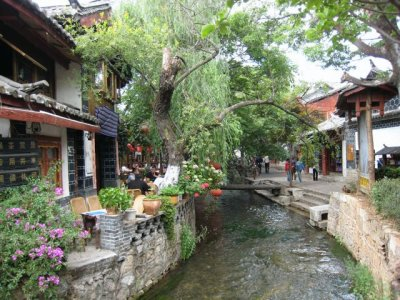 Lijiang at day
