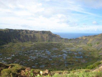 Orongo Crater