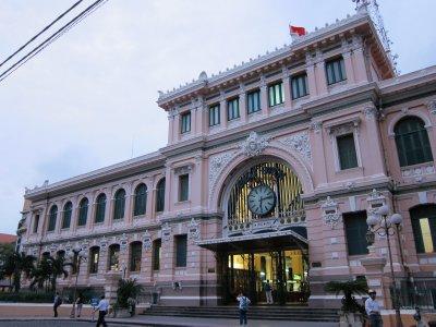 Post Office in Saigon