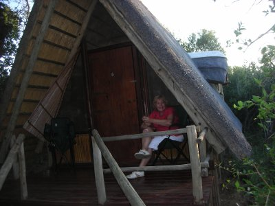 Panzi Bush camp-South Africa