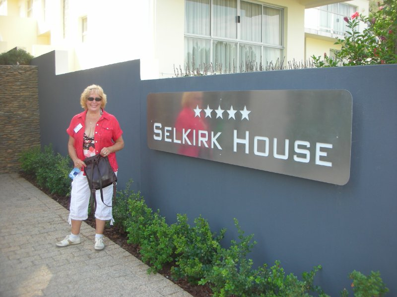 Selkirk Guest Home in Hermanus