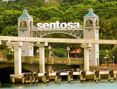 Sentosa (Singapur) Sentosa_1