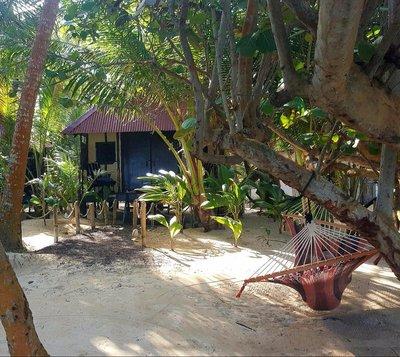 Our bungalow, Little corn island beach & bungalows
