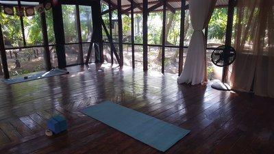 Yoga/massage studio LCI B&B