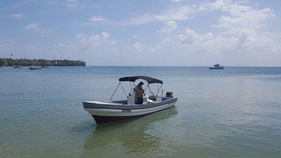 David fishing trip LCI