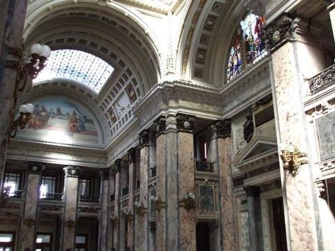 Uruguay Palacio Legistivo 1