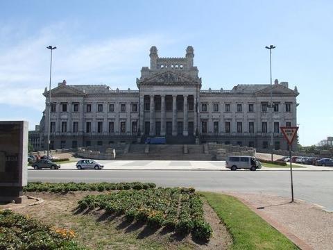 Uruguay Palacio Legistivo 2
