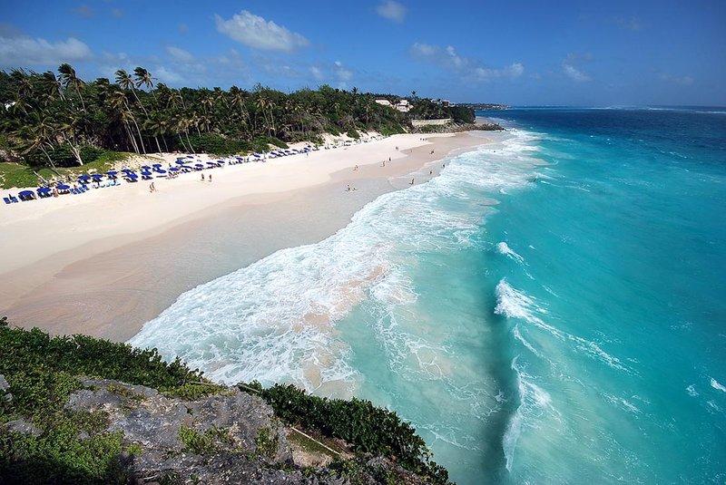 CRANE Beach - Barbados