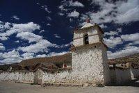 Kirche in Parinacota (P. N. Lauca)