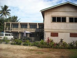 Backpackers International Hostel, Rarotonga