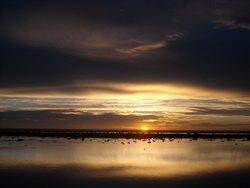 Rararonga sunset