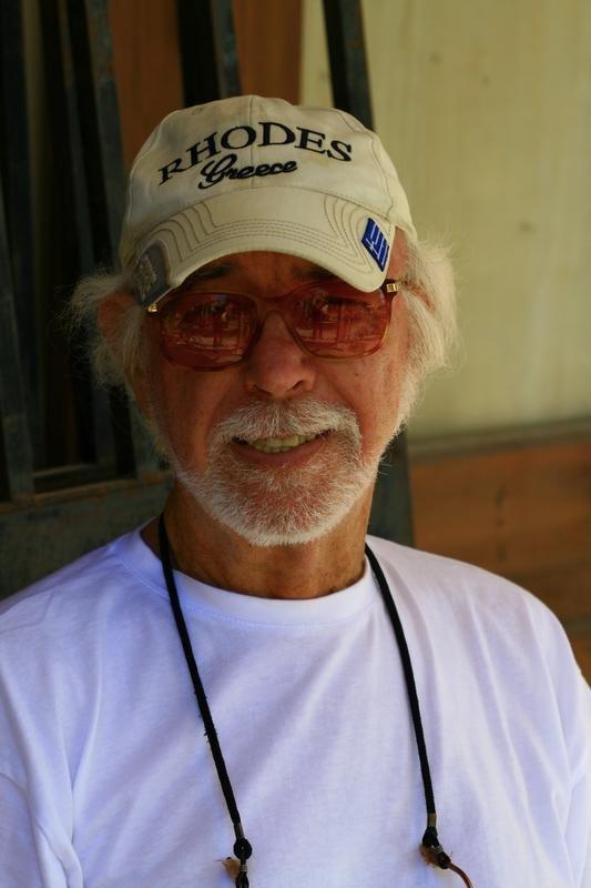 englishman in Rhodes