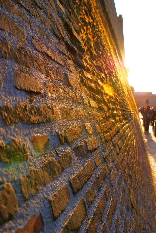 Vatican City Wall