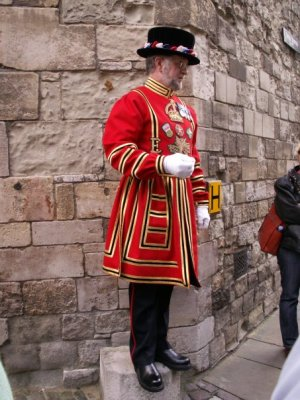 Beefeater Special Occasion Suit