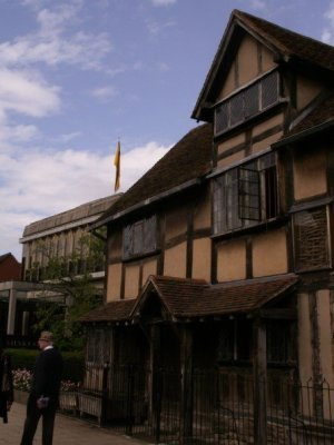 Skaespeare's Birthplace