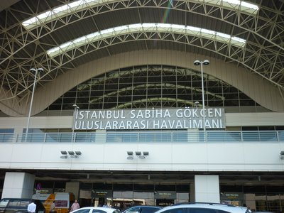Istanbul airport, Asia side