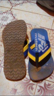 Adam's Ruined Flip Flops