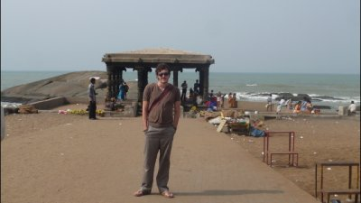 Adam at the tip of India