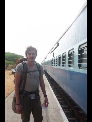 Adam by Long Train to Madurai