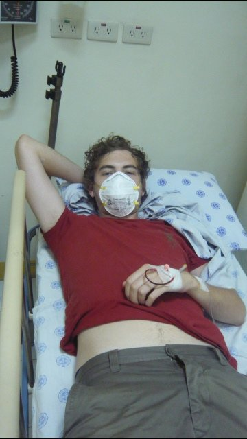 Adam in the Hospital