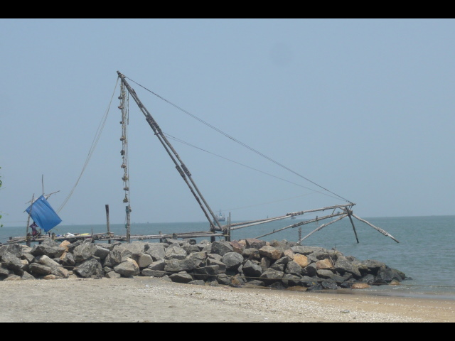 Chinese Fishing Nets Fort Kochi