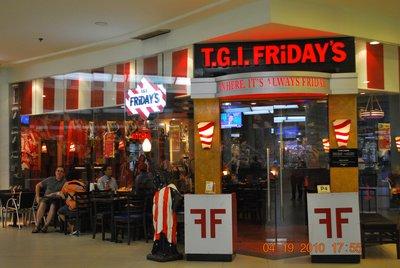 TGI Friday's Ayala Cebu