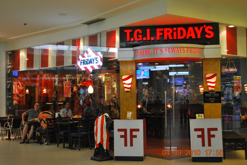 TGI Friday's Ayala Cebu