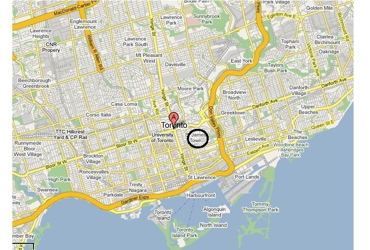 034 Where are we - Toronto