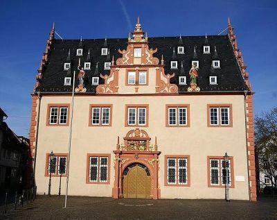 Groß Umstadt, Renaissance City Hall - Darmstadt