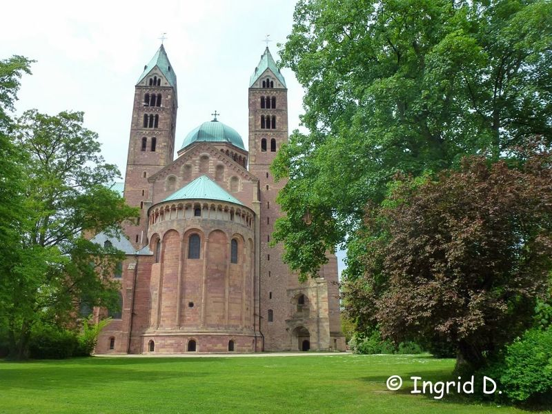 Speyer - Imperial Cathedral