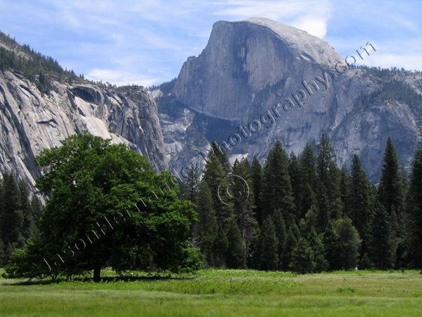 Half Dome 2 Yosemite NP