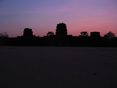 Sunrise Angkor Wat, Cambodia