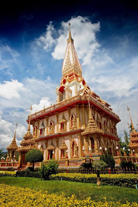 Wat Chalong Buddhist Temple