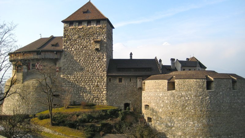 Castle of Vaduz- Liechtenstein